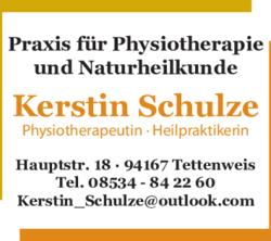 Physiotherapie und Naturheilkunde Schulze